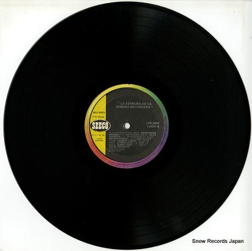 LA SONORA MATANCERA la ternura de la sonora matancera LPS-2007 - disc