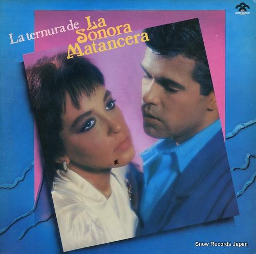 LA SONORA MATANCERA la ternura de la sonora matancera LPS-2007 - front cover