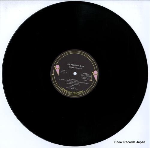 FORBERT, STEVE jackrabbit slim 25AP1733-4 - disc