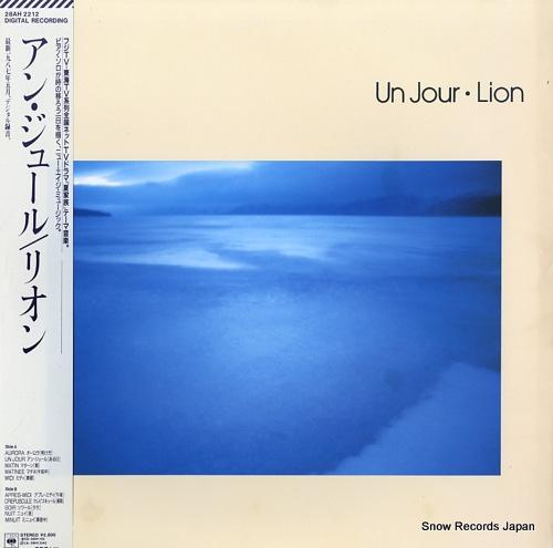 LION un jour 28AH2212 - front cover