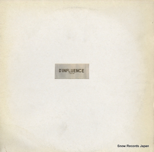 D'INFLUENCE magic ECSY45 - front cover