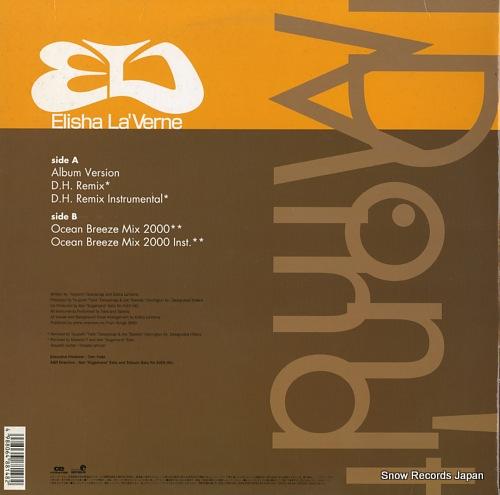 LA' VERNE, ELISHA i don't mind RR12-88148 - back cover
