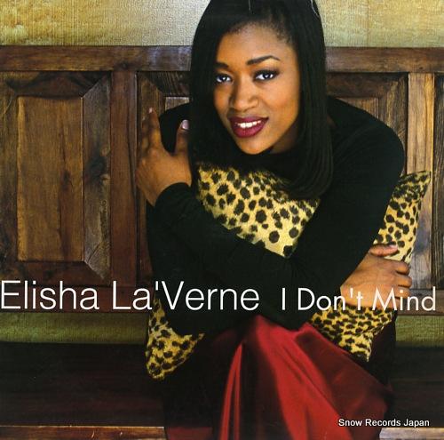 LA' VERNE, ELISHA i don't mind RR12-88148 - front cover