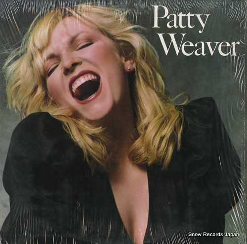 WEAVER, PATTY patty weaver BSK3665 - front cover