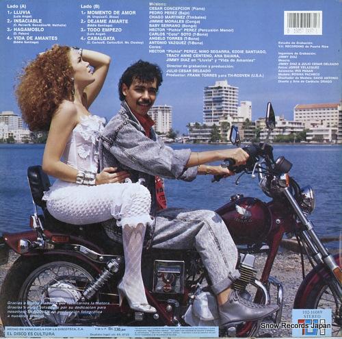 SANTIAGO, EDDIE ...sigo atrevido! 102-16089 - back cover