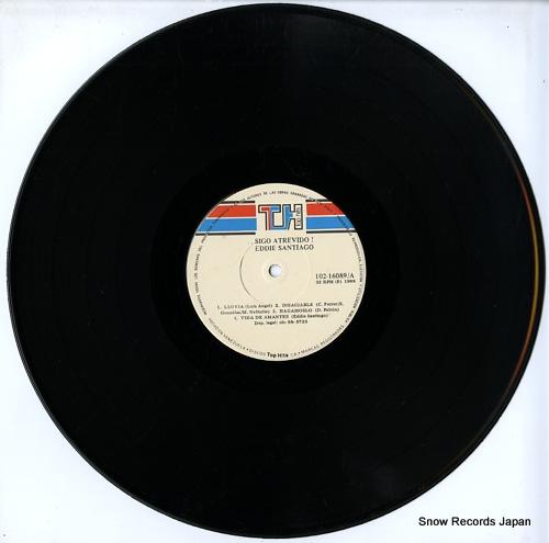 SANTIAGO, EDDIE ...sigo atrevido! 102-16089 - disc