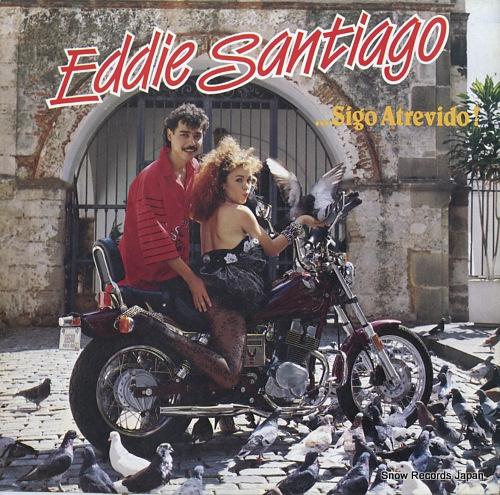 SANTIAGO, EDDIE ...sigo atrevido! 102-16089 - front cover