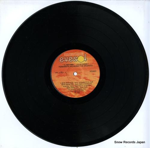 VILLALONA, FERNANDITO el mayimbe !a la carga! LPE-17053 - disc