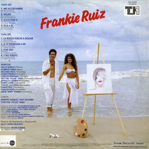 フランキー・ルイズ en vivo y a todo color 102-16095