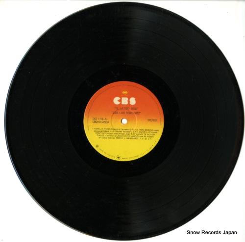 RODRIGUEZ, JOSE LUIS el ultimo beso DCS-1.116 - disc