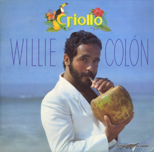 COLON, WILLIE criollo 102-01891 - front cover