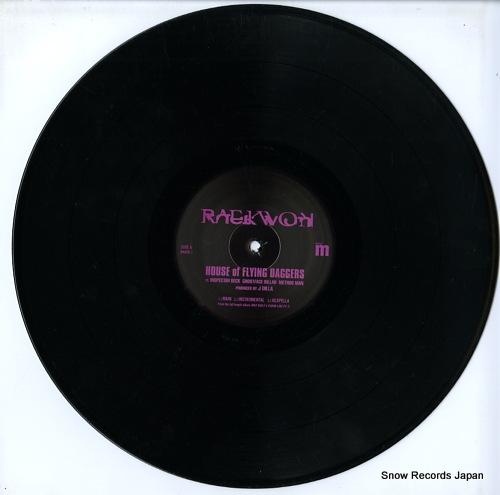 RAEKWON house of flying daggers / 10 bricks RK009-1 - disc