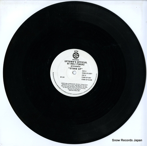 DJ ROLI FINGAZ stand up AV-149 - disc