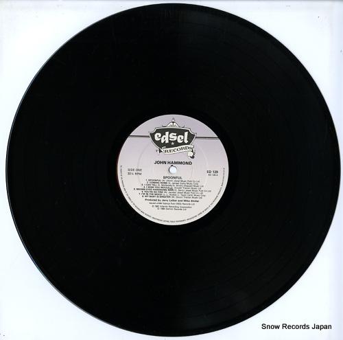 HAMMOND, JOHNNY spoonful ED129 - disc