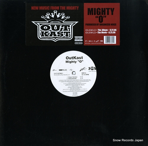 OUTKAST mighty