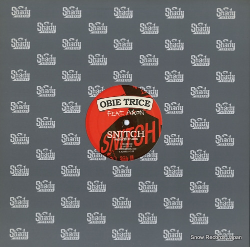 TRICE, OBIE snitch B0006966-11 - back cover