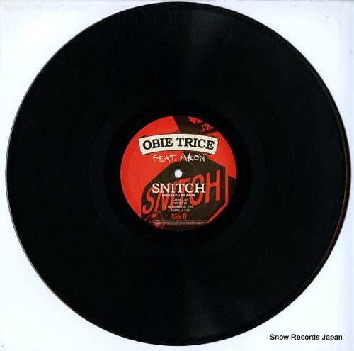 TRICE, OBIE snitch B0006966-11 - disc