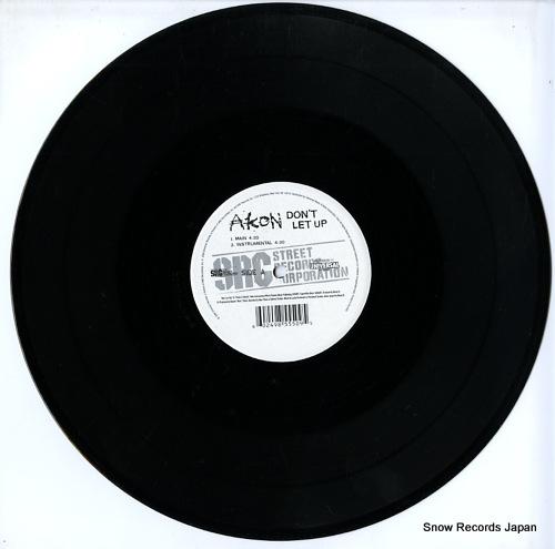 AKON don't let up B0006626-11 - disc