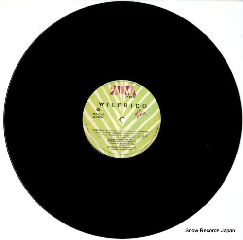 VARGAS, WILFRIDO la musica 10.160L - disc