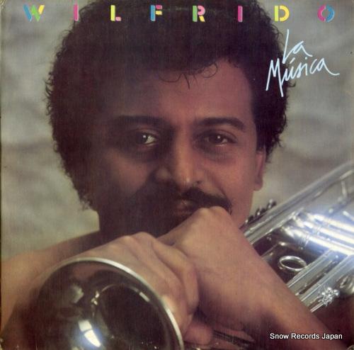 VARGAS, WILFRIDO la musica 10.160L - front cover
