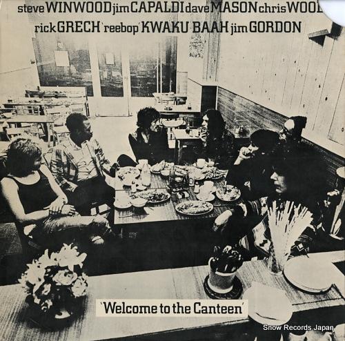 スティーヴ・ウィンウッド welcome to the canteen UAS-5550