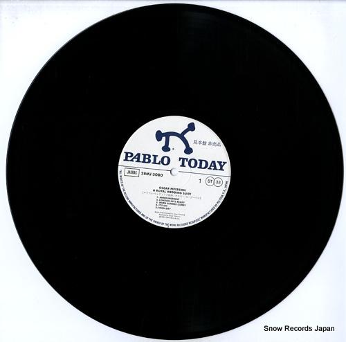 オスカー・ピーターソン ロイヤル・ウエディング組曲 28MJ3080