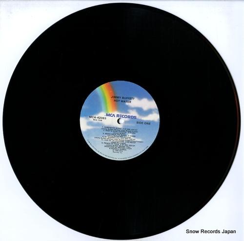 BUFFETT, JIMMY hot water MCA-42093 - disc