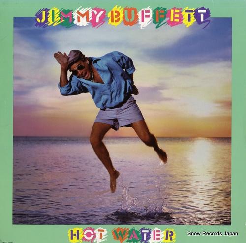 BUFFETT, JIMMY hot water MCA-42093 - front cover