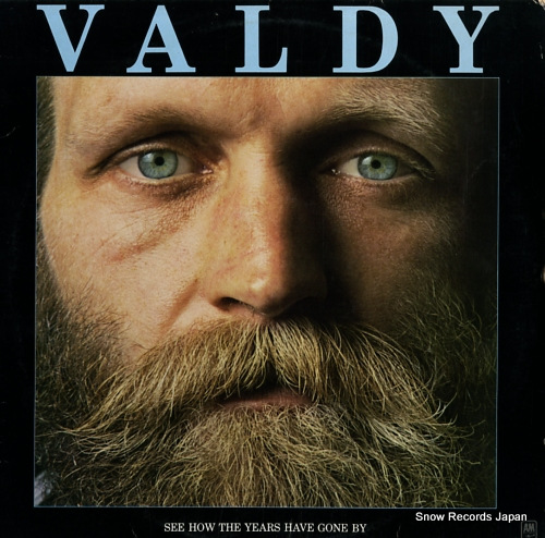 VALDY see how the years have gone by SP-4538 - front cover