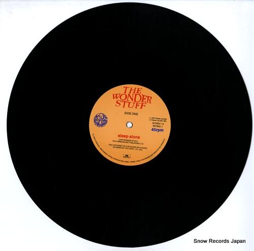 WONDER STUFF, THE sleep alone GONEX13/867605-1 - disc