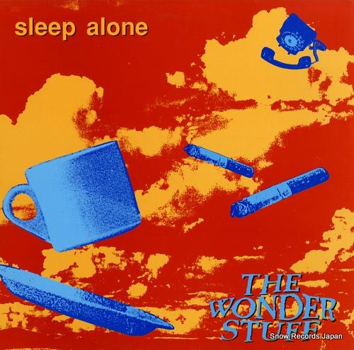 WONDER STUFF, THE sleep alone GONEX13/867605-1 - front cover