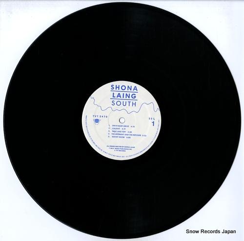 LAING, SHONA south TVT2470 - disc