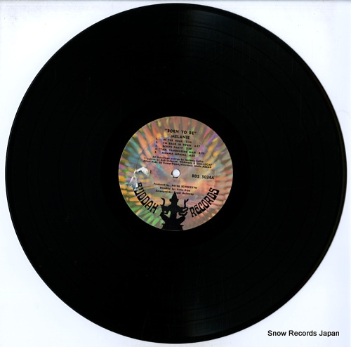 MELANIE born to be BDS-5024 - disc