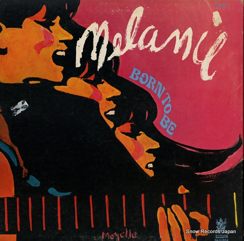 MELANIE born to be BDS-5024 - front cover
