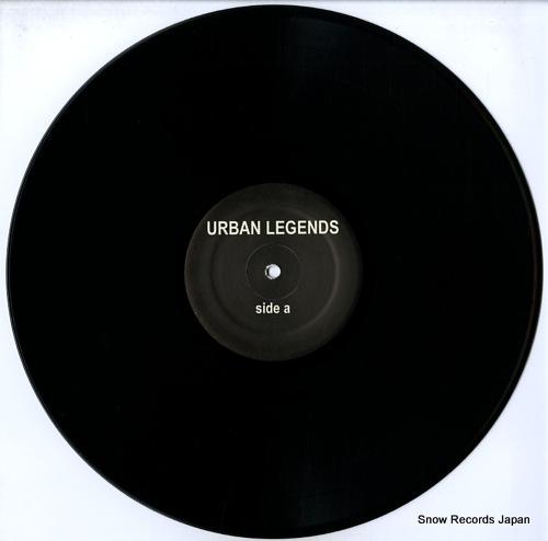 URBAN LEGENDS urban legends AIP.007 - disc