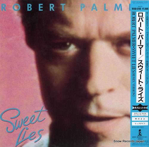 PALMER, ROBERT sweet lies R15D-2110 - front cover