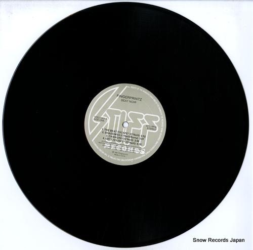 FINGERPRINTZ beat noir TEES1001 - disc