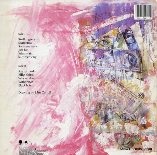 JAMES stutter 925437-1 - back cover