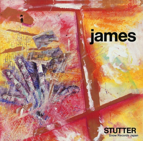 JAMES stutter 925437-1 - front cover