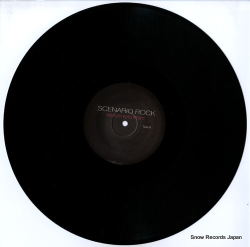 SCENARIO ROCK modern epicureans 82876556451 - disc