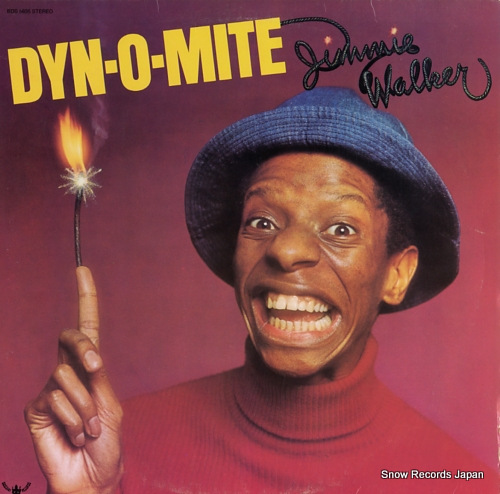 WALKER, JIMMIE dyn-o-mite BDS5635 - front cover