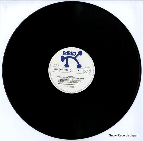 PETERSON, OSCAR jousts MTF1106 - disc