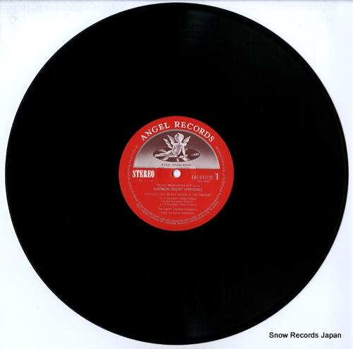 BARENBOIM, DANIEL mozart; symphonies EAA-93111B - disc