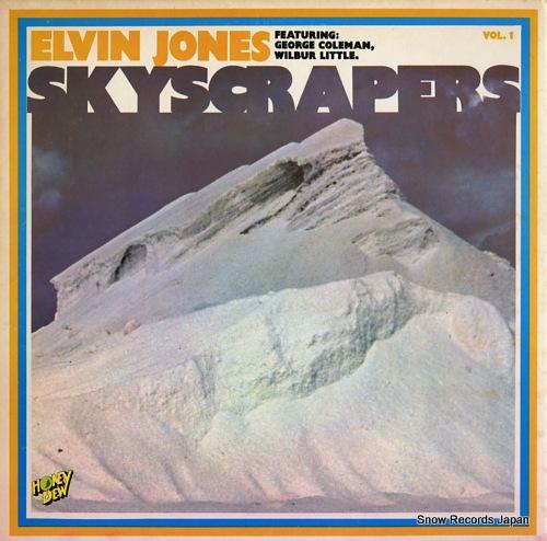 JONES, ELVIN skyscrapers vo.1 HD6602 - front cover
