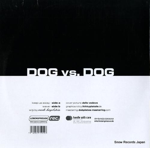 HAGELSTEIN, RUEDE dog vs. dog LFV09 - back cover