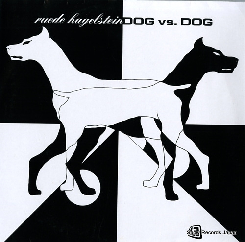 HAGELSTEIN, RUEDE dog vs. dog LFV09 - front cover