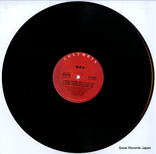 NAS street dreams 4478408 - disc