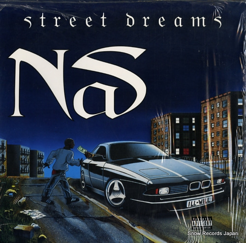 NAS street dreams 4478408 - front cover