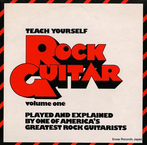 DANIELS CHARLIE - teach yourself rock guitar / volume1 - LP