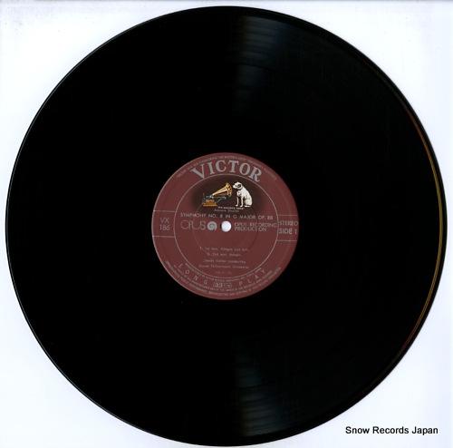 KOSLER, ZDENEK dvorak; symphony no.8 in g major op.88 VX-186 - disc